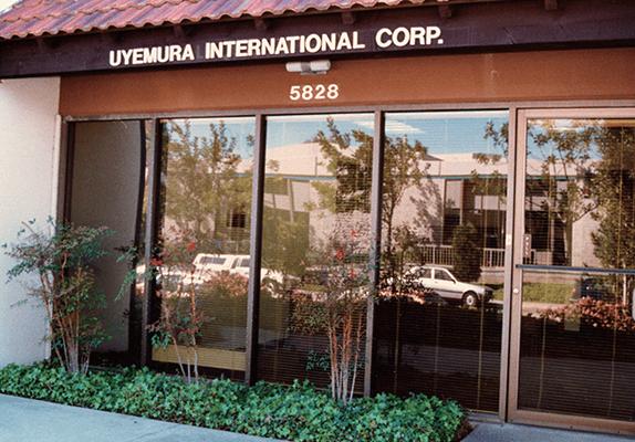 U.S. office when it was established