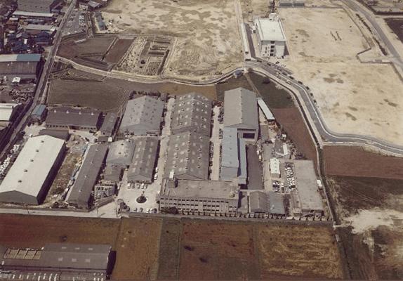 Hirakata Plant around 1978