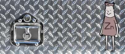 Appealing low cost: Zinc-plating