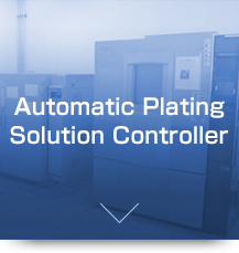 Automatic Plating Solution Controller