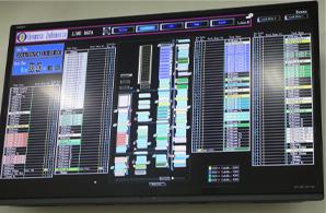 めっき設置制御装置(管理画面)